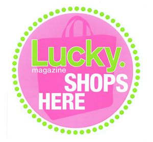 Lucky Magazine shops at Decades Vintage Company in Portland, Oregon