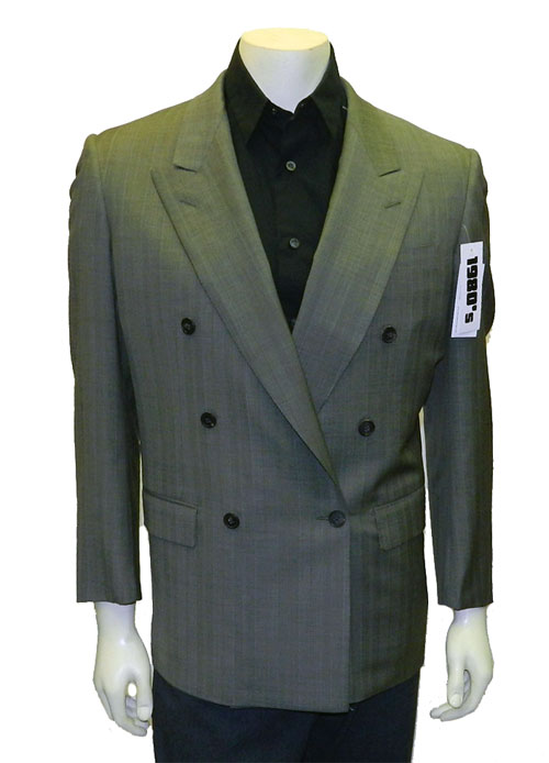 Nino Cerruti double breasted suit jacket