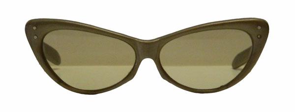 0dce969b0b Vintage 1960 s Solflex cat eye sunglasses
