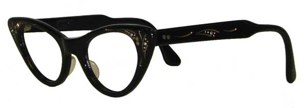 Retro Eyeglass Frames Portland Oregon : Vintage Clothing, eyewear Eyeglasses & Dress, 1950s 1960 ...