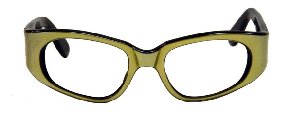 vintage green womens eyeglass frames