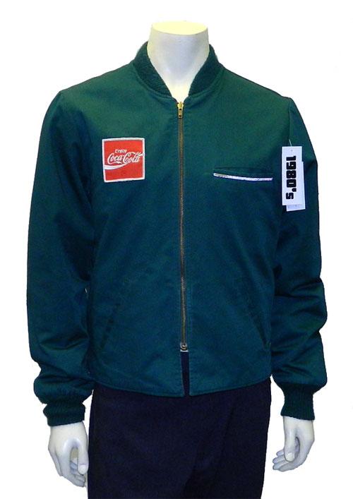 vintage coca cola delivery driver u0026 39 s jacket