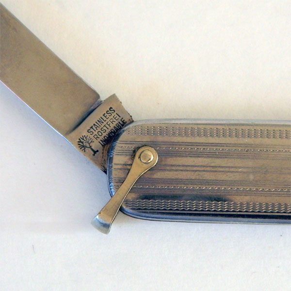 Vintage German pocket knife