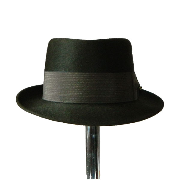 e3f8ad1b99e6f Vintage Stetson Gun Club Pork Pie Hat