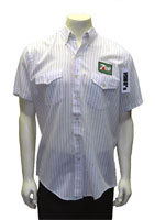 vintage 7 Up delivery driver's shirt